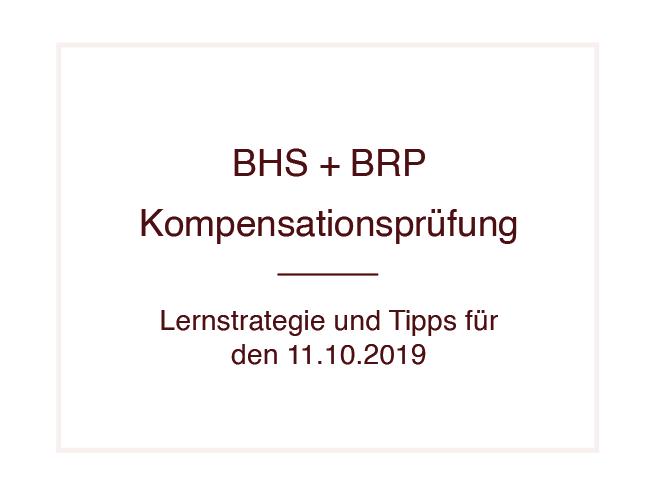 Wie schafft man die Mathematik Kompensationsprüfung in der BHS / BRP? [Oktober 2019]