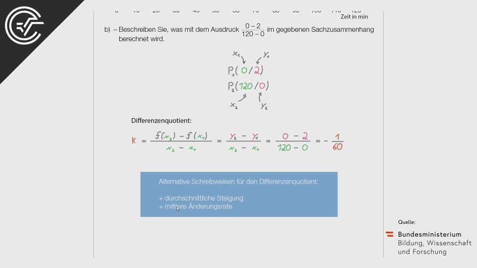 A_197 Volumenstrom Zentralmatura Mathematik BMB Aufgabenpool BHS Teil A Bifie  Bundesministerium für Bildung