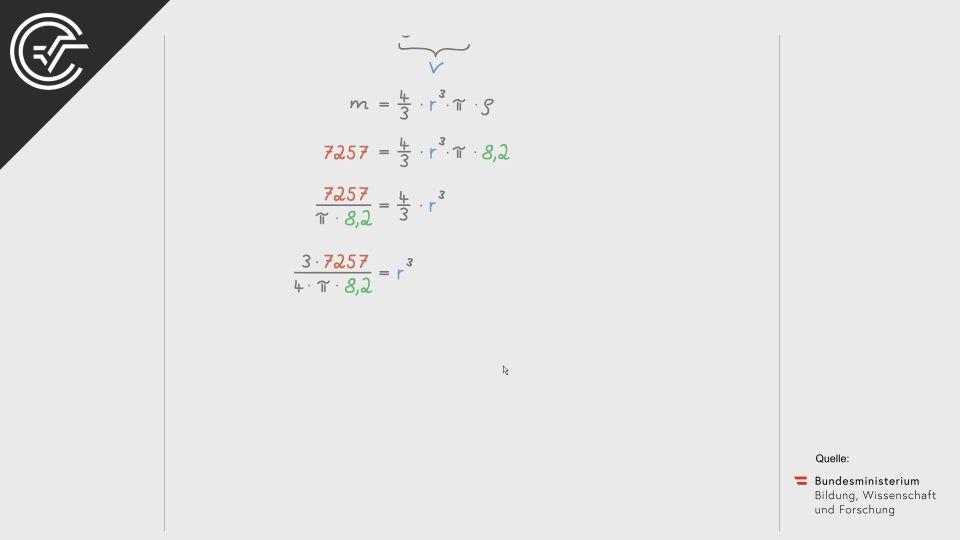 A_268 Kugelstoßen Zentralmatura Mathematik BMB Aufgabenpool BHS BRP Teil A Bifie