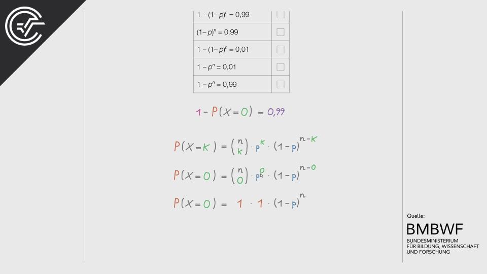Wahlmöglichkeiten beim Fliegen Zentralmatura Mathematik BMB Aufgabenpool BHS BRP Teil A Bifie