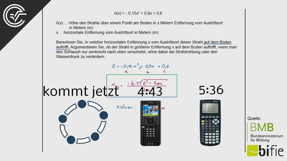 BHS Teil A Bifie Aufgabenpool Bundesministerium für Bildung Zentralmatura Mathematik
