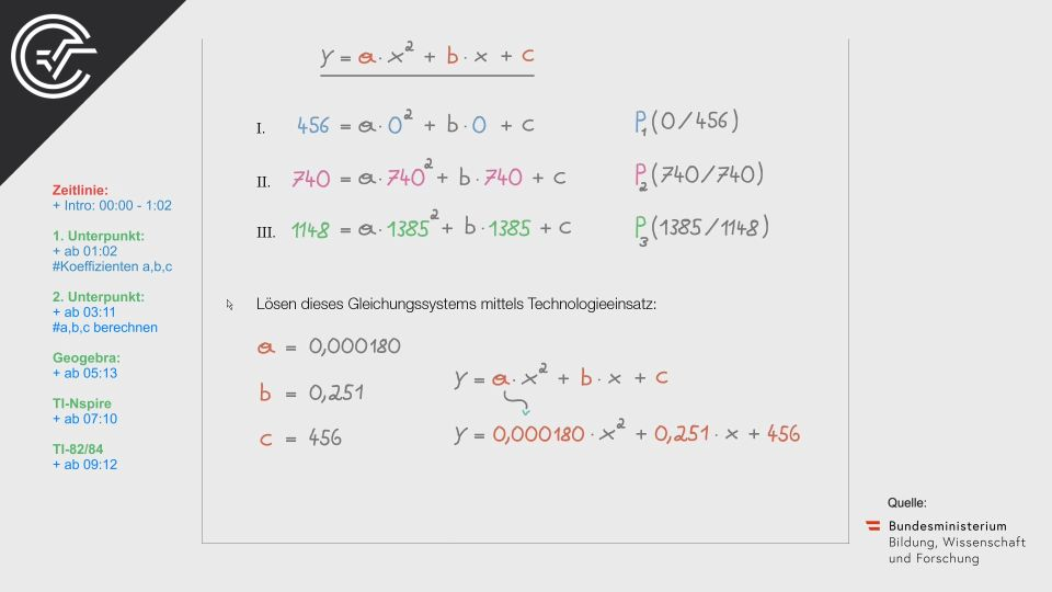 A_224 Gondelbahn Zentralmatura Mathematik BMB Aufgabenpool BHS Teil A Bifie  Bundesministerium für Bildung