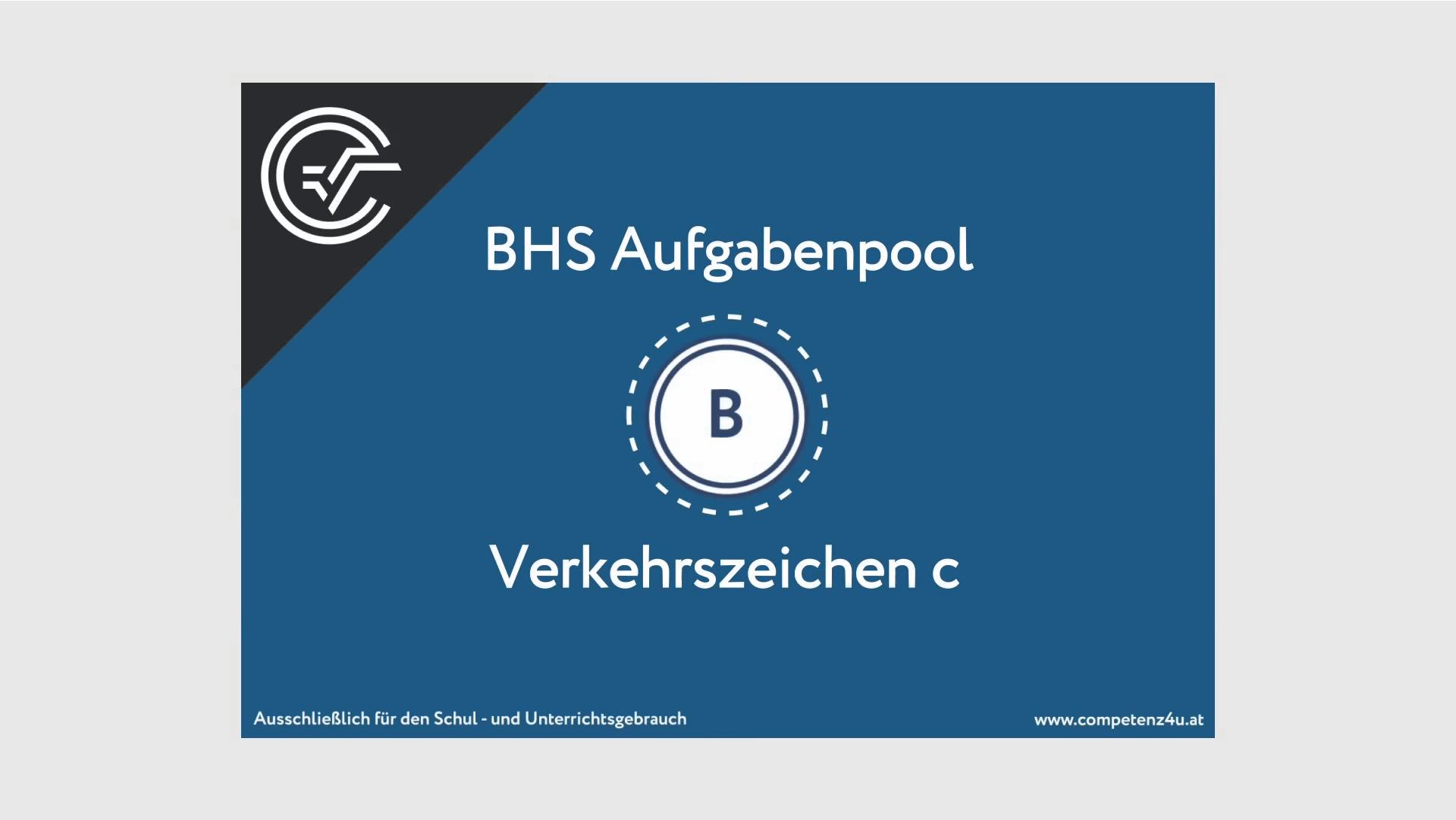 BHS Teil B Bifie Aufgabenpool Bundesministerium für Bildung
