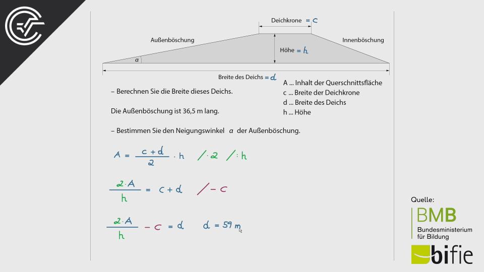 Bifie Aufgabenpool angewandte Mathematik BRP Teil-B Cluster P Zentralmatura Mathematik