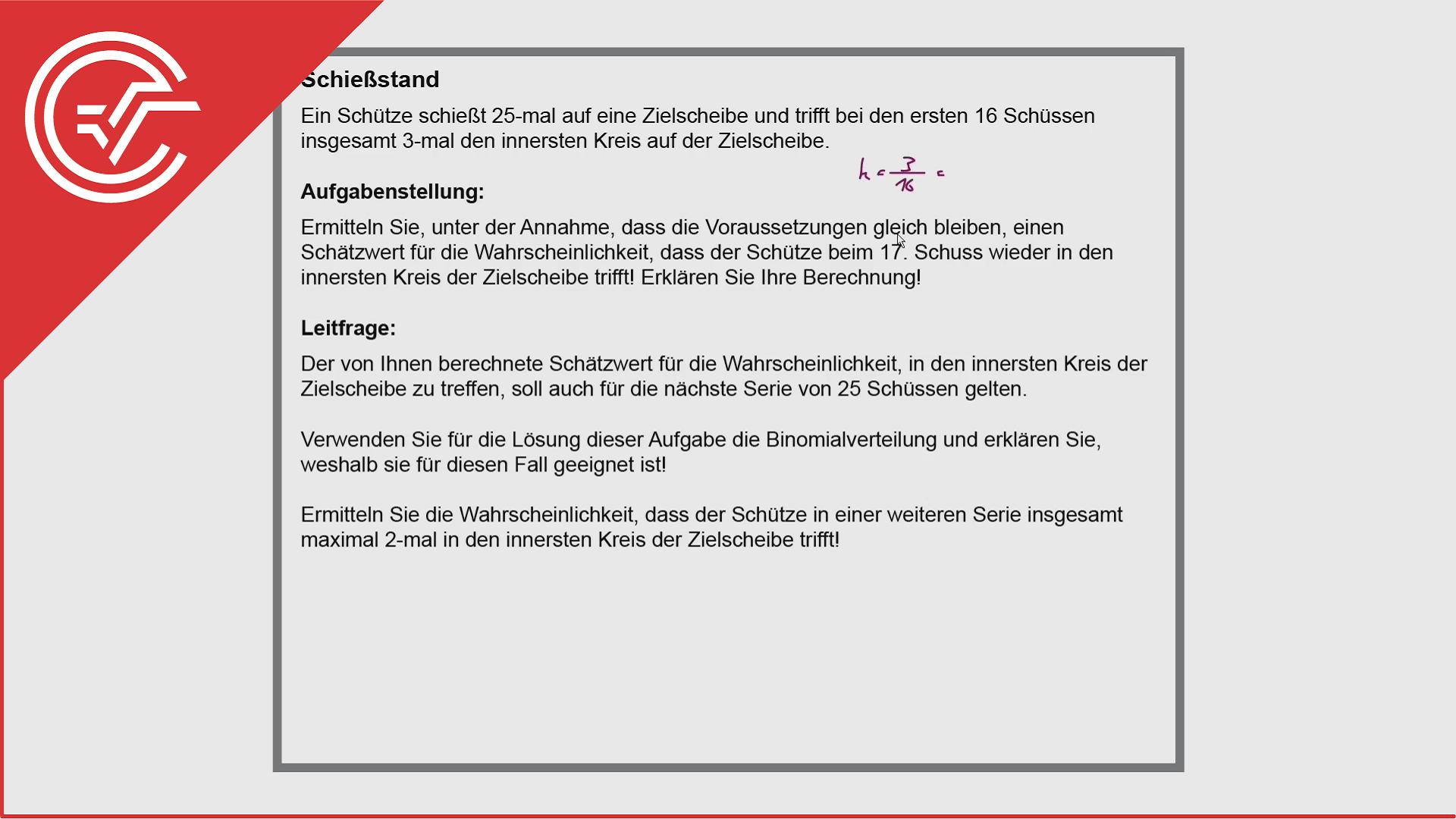 AHS Kompensationsprüfung Zentralmatura Mathematik