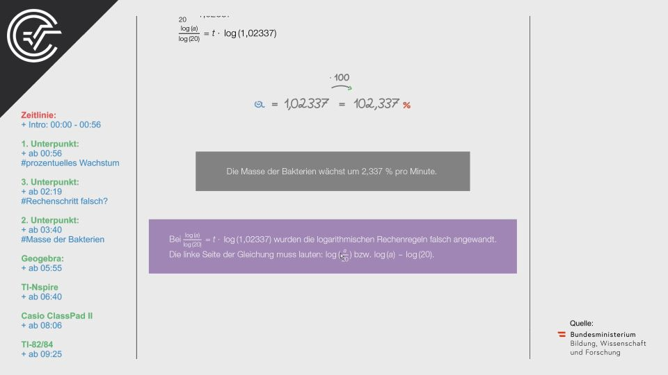 A_138 Joghurt Zentralmatura Mathematik BMB Aufgabenpool BHS Teil A Bifie  Bundesministerium für Bildung