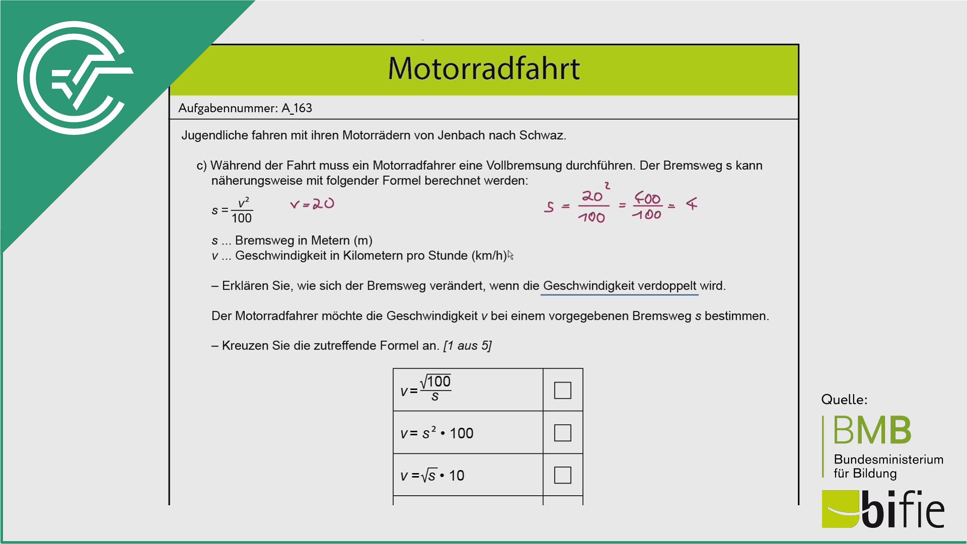 A_163 Motorradfahrt c [Umformen]
