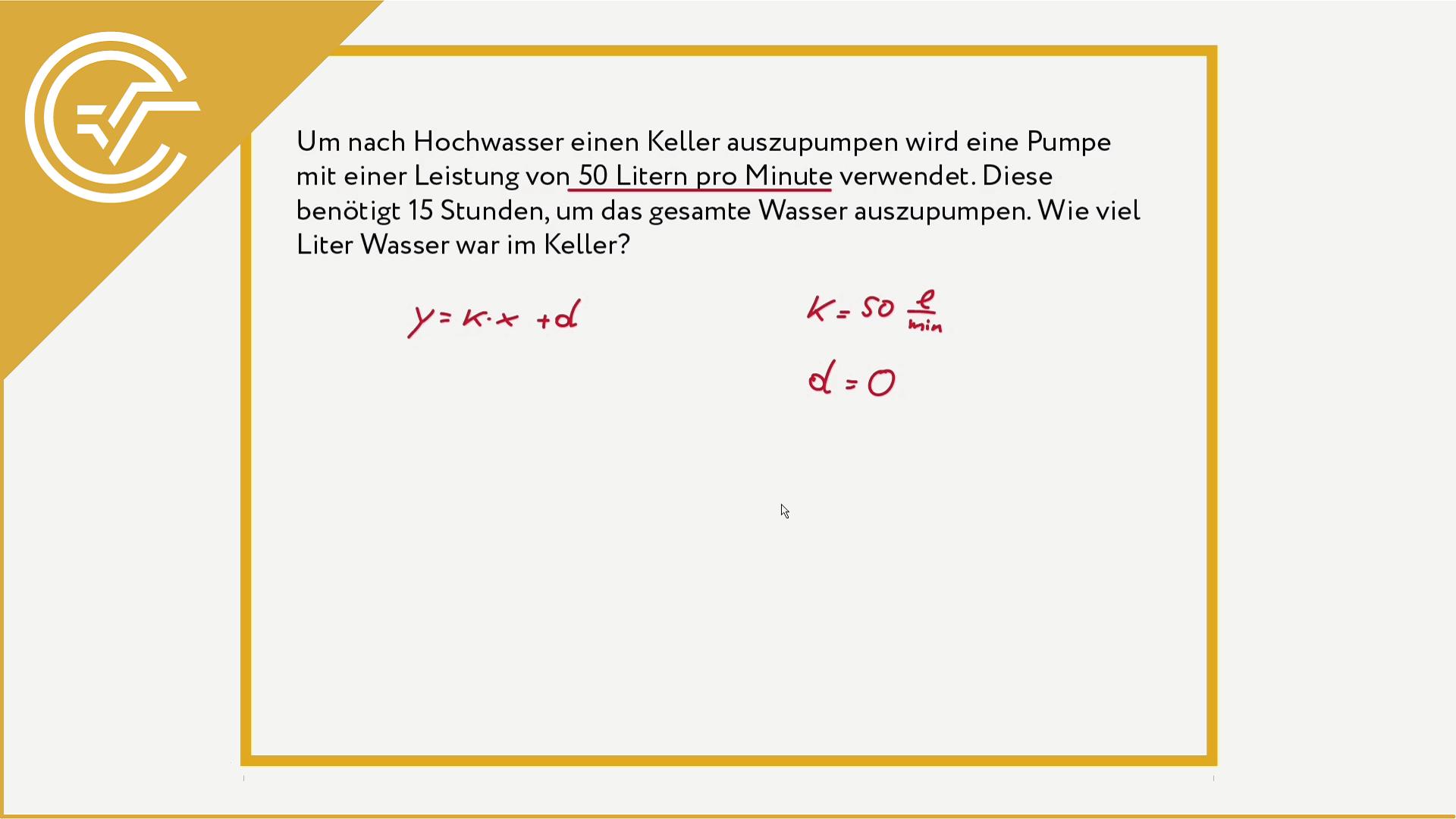 AG 2.2 - Lineare Gleichungen 3