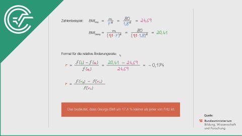 A_205 Body-Mass-Index b [Formel aufstellen]