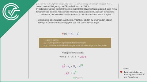 A_174 Blitze c [Exponentialfunktionen]