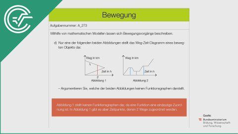 A_273 Bewegung d [Graphen verstehen]
