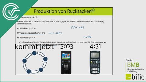 A_210 Produktion von Rucksäcken c [Binomialverteilung]