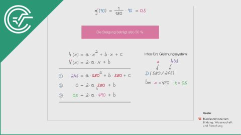 A_259 Rolltreppen a [Differentialrechung - Gleichungssysteme]