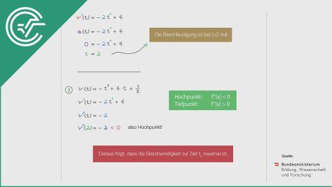 A_196 Erfassen der Geschwindigkeit b [Physik - Differentialrechnung]