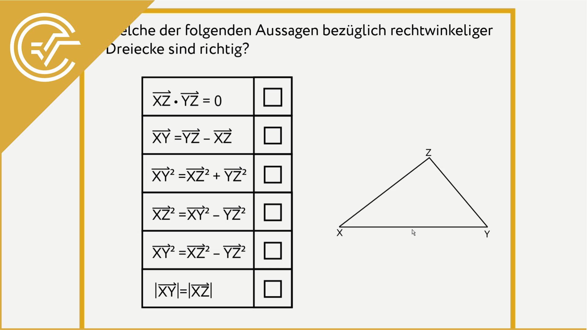 AG 3.3 - Dreiecke 1