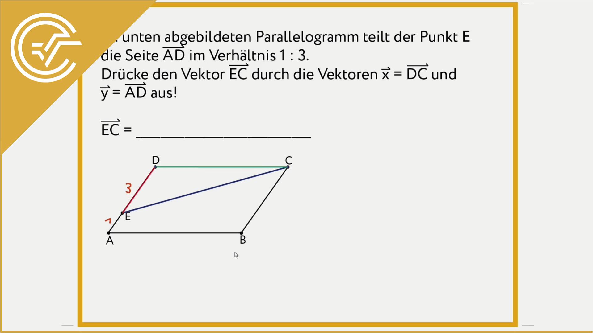 AG 3.2 - Parallelogramm 1