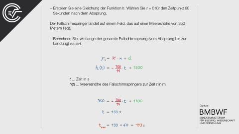 A_261 Fallschirmsprung c [Lineare Funktionen]