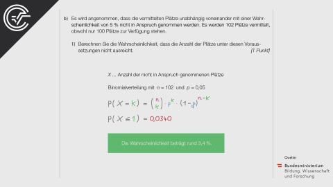 A_267 Pauschalreisen b [Binomialverteilung]