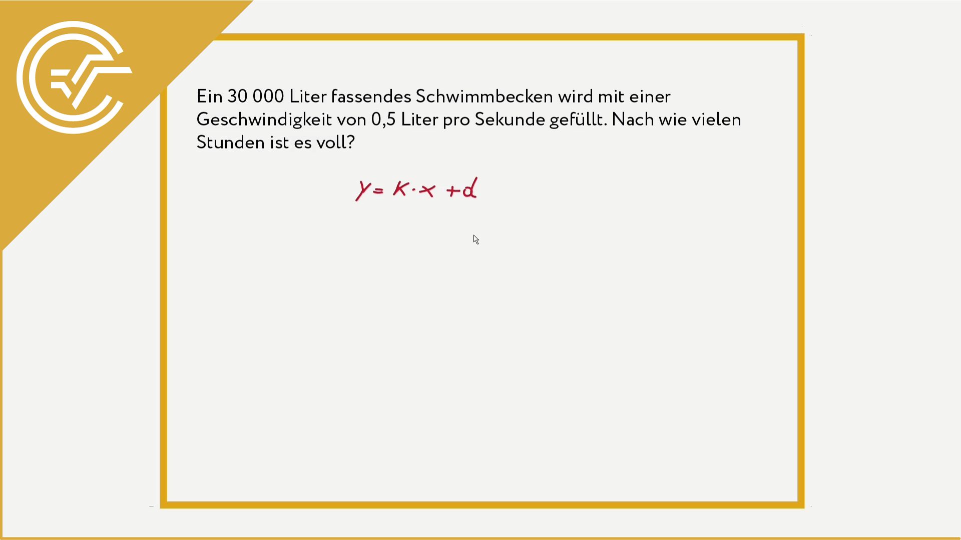 AG 2.2 - Lineare Gleichungen 2