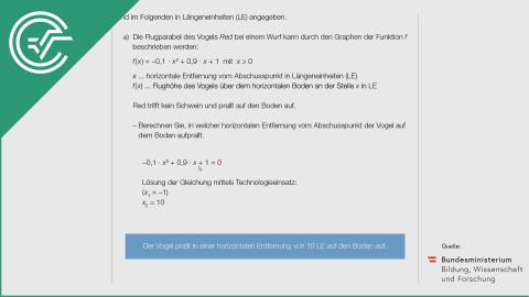 A_242 Angry Birds (2)* a [Nullstellen quadratischer Funktionen]