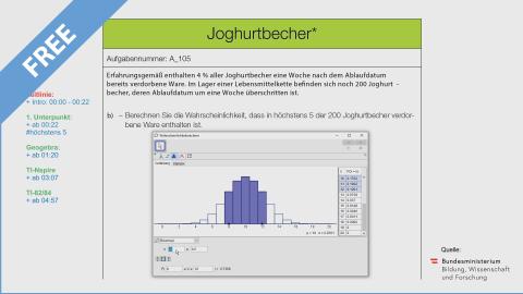 A_105 Joghurtbecher b [Binomialverteilung]