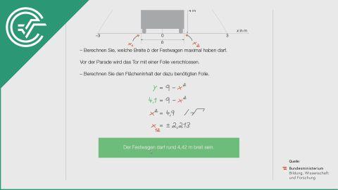 A_208 Vergnügungspark (1) a [Funktionen - Integral]