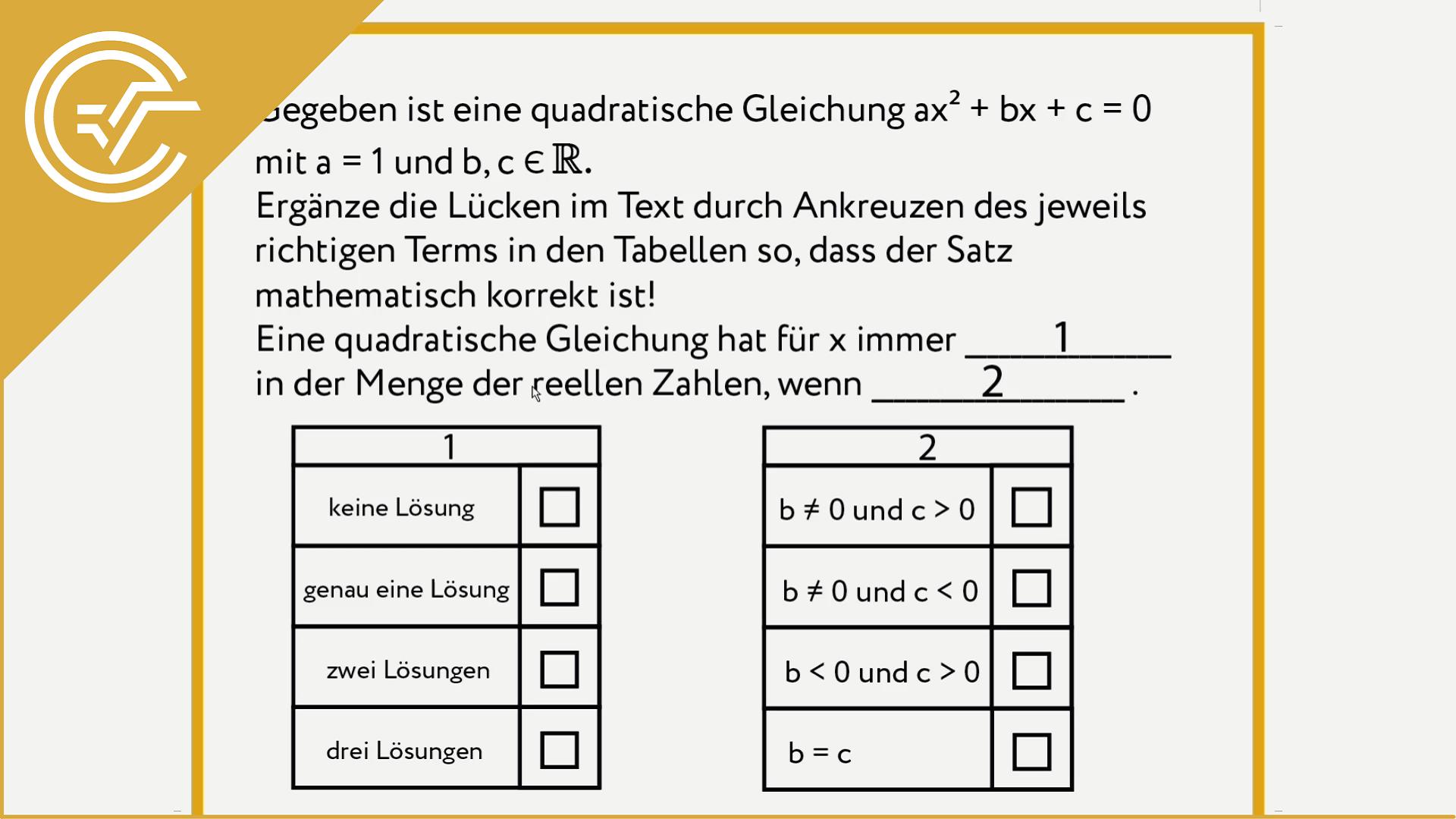 AG 2.3 - Diskriminante 4