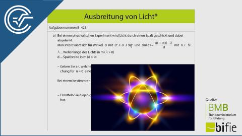 B_428 Ausbreitung von Licht a [Sinus + Winkel]