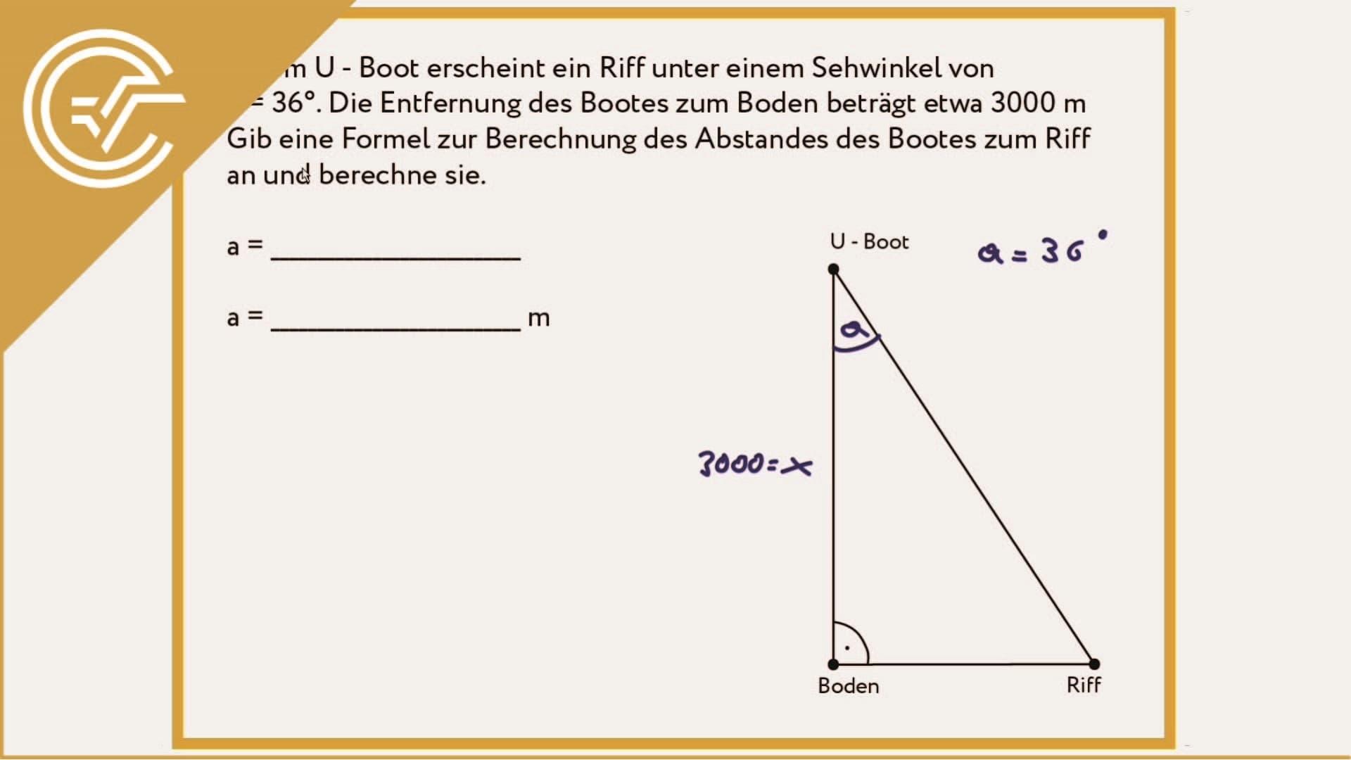 AG 4.1 - Rechtwinkeliges Dreieck 6