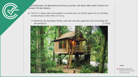 5.Baumhaus a [Trigonometrie]
