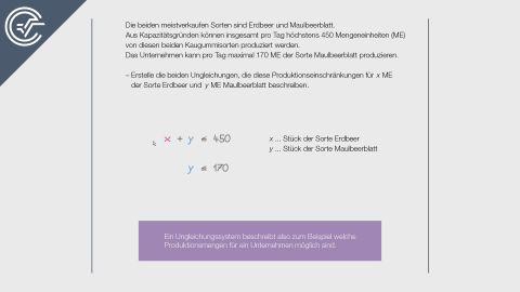 Ungleichungen 1