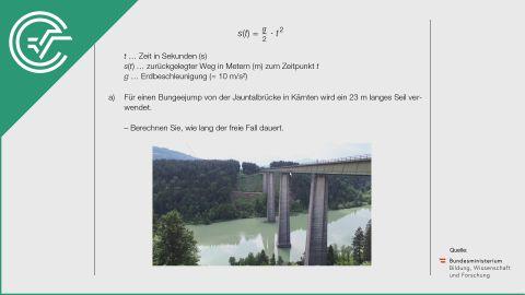 A_088 Bungeejumping a [Quadratische Gleichungen]