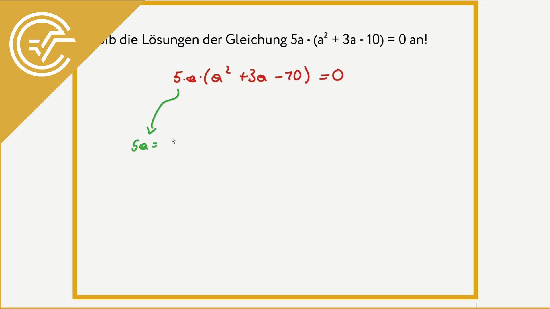 AG 2.3 - Nullstellen 2