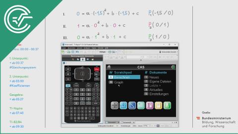 A_037 Pinboard b [Gleichungssysteme + Umkehraufgabe]