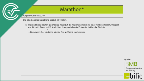 A_240 Marathon b [Weg-Zeit Beispiel]