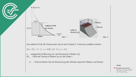 A_091 Minirampe c [Differentialrechnung]