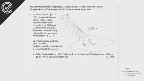 A_274 Treppenlift a [Trigonometrie]