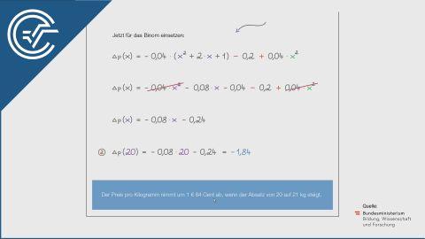 B_128 Preis und Absatz b [Preisfunktion]